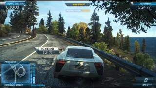 NFS001 NEED FOR SPEED MOST WANTED: MOMENTOS INTIMOS