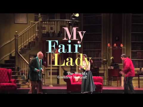 My Fair Lady Singapore - Radio DJ version