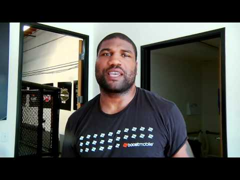 The Rampage Diaries - UFC 130 Part 3