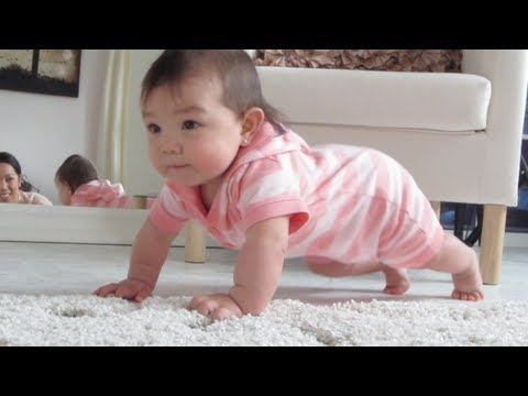 BABY PLANK! - May 22, 2013 - itsJudysLife Vlog