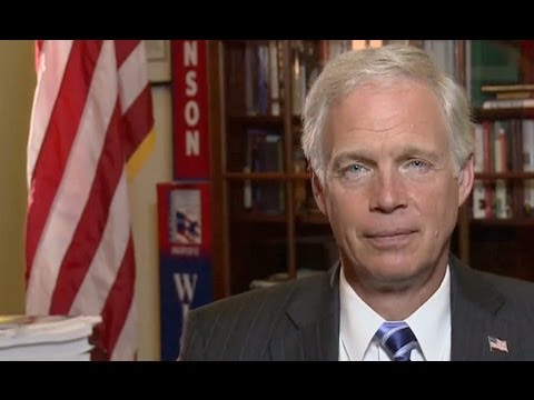 Sen. Ron Johnson: Congress Must Take Budget 'Armageddon Off the Table'