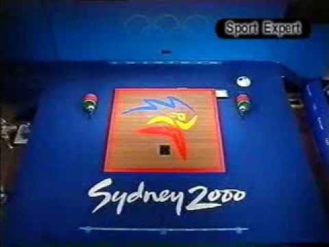 Women 69 kg Weightlifting - Olympic Games Sydney 2000 - by GENADI - Sport Expert