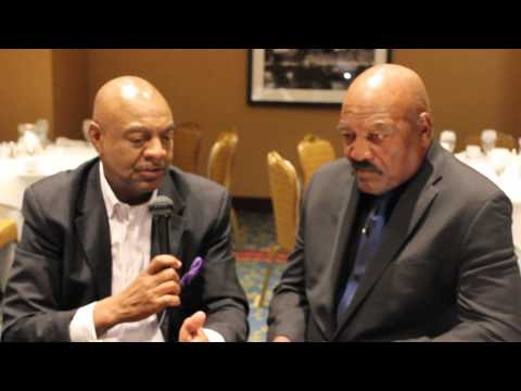 Jim Brown Interview