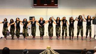 Part 1 Alpha Kappa Alpha (ΑΚΑ) Sorority Meharry