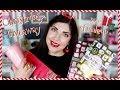 HUGE International Christmas Makeup Giveaway Limited Edition Holiday Sets