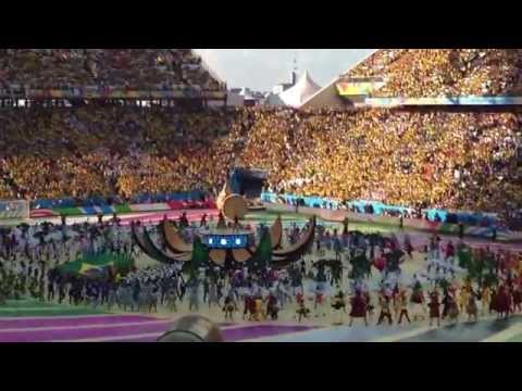 We Are One - Live at São Paulo - Opening Ceremony - World Cup 2014