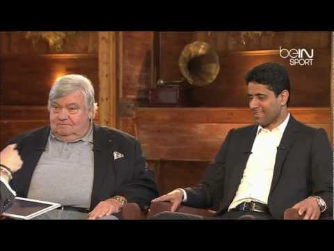 Nasser Al Khelaifi - Louis Nicollin : l'interview croise