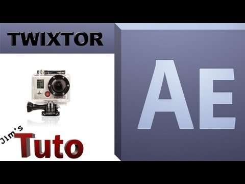 Twixtor sur Adobe After Effects CS5.5 : Le Slow Motion