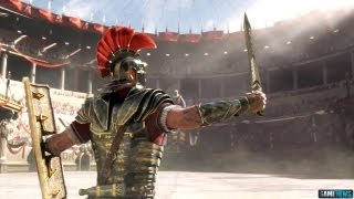Ryse Son Of Rome Gladiator Mode Trailer (Gamescom 2013