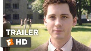 Indignation Official Trailer #1 (2016) - Logan Lerman, Sarah Gadon Movie HD