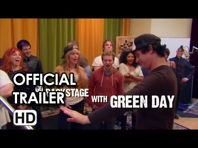 Broadway Idiot Official Trailer #2 (2013) - Green Day Musical Documentary