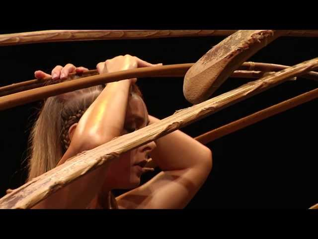 Balance goddess: Lara Jacobs at TEDxEdmonton