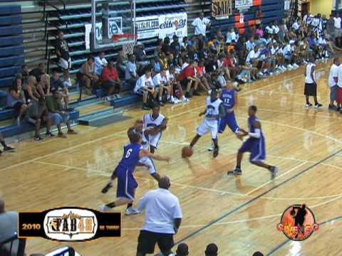 Top 10 Dunks from the Las Vegas Fab 48 presented by Give N Go
