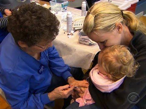 NYC requires flu shot for all preschool, daycare children