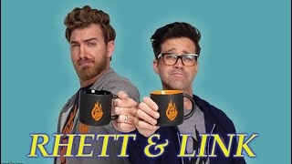 Ten Things You Probably Didn't Know About Rhett and Link