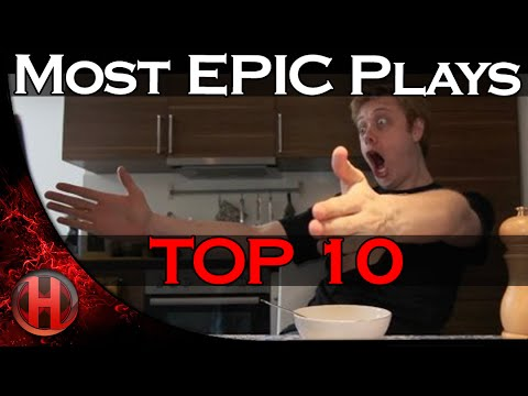 TOP 10 | MOST EPIC PLAYS in Dota 2 History. #3