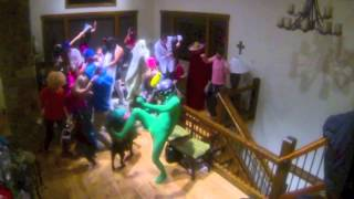 VIDEO: Harlem Shake at the Snowball Music Festival