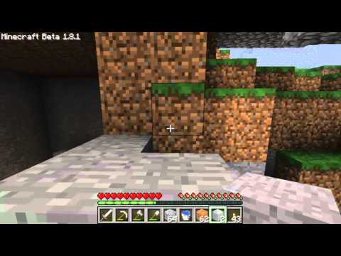 Let's Play Minecraft 36 - Bau der Treppe 2/3