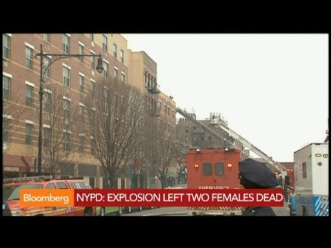 Two Women Dead In Harlem Building Explosion