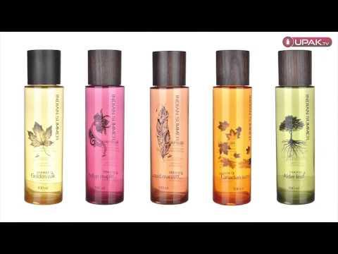 Creative design for Rebhan bottles