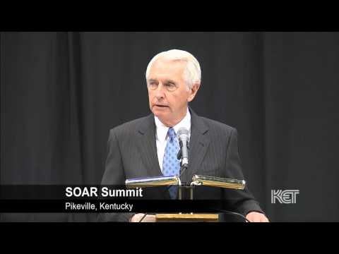 Welcome from Gov. Steve Beshear | Shaping Our Appalachian Region Summit | KET