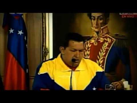 LA VIDA DE HUGO CHAVEZ RESUMIDA EN ESTE VÍDEO