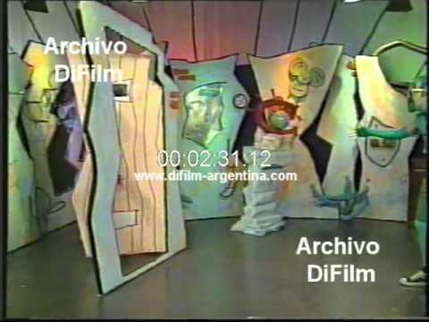 DiFilm - Cablin TV Los cuentos de Tarascon - Parte 3 de 5 (1996)