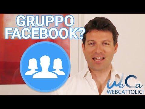 Ha senso un gruppo Facebook per una parrocchia? #tutorialweca