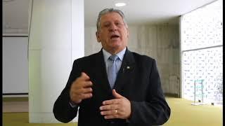 """""""Fundação Milton Campos cumpre o seu papel"""", afirma Dilceu Sperafico (RS)"""