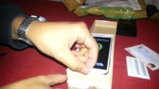 Unboxing Samsung Galaxy S4 Comprado En Ebay [Cordoba