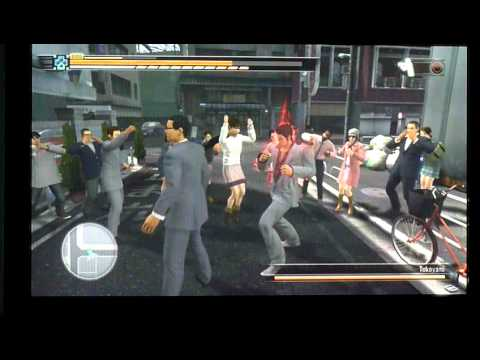 Yakuza 4 forex mission