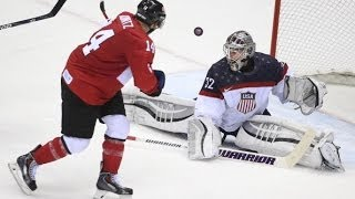 USA Vs Canada Hockey Olympics 2014