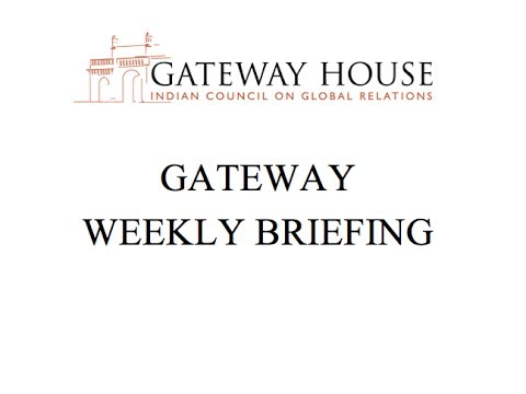 Gateway Weekly Briefing March 8th-16th