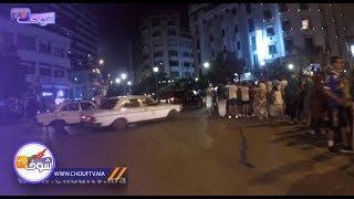 أزمة نقل خانقة بشوارع البيضاء و المواطنين مكيلقاوش فاش يركبو | بــووز