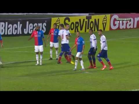 PARANÁ CLUBE 0 x 0 BAHIA