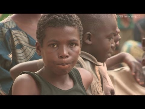Horror in the Central African Republic, Tim Whewell reports - Newsnight