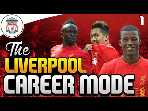 FIFA 18 LIVERPOOL CAREER MODE #1 | £180,000,000 SPENT ON NEW TRANSFERS | THE START OF A NEW DYNASTY