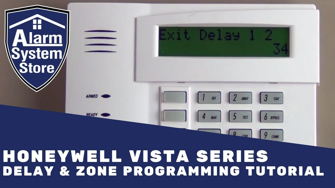 Alarm System Store Tech Video