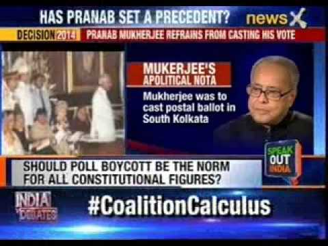 Speak out India: Can constitutional figures be politically aligned and be neutral?