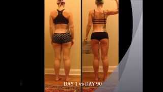 P90X3 Weight Loss TRANSFORMATION 2014
