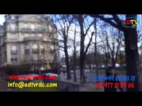 """LA TRAQUE DE """"JOSEPH KABILA"""" A PARIS ACTE 1"""