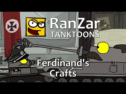 Tanktoon #69 - Ferdinands Crafts.