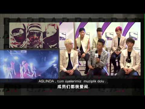 B.A.P ONE TV ASIA Interview (Turkish sub.)
