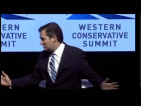 Senator Ted Cruz - Western Conservative Summit - Denver, CO 7-19-14