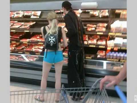 Become Mystery Shopper - People Of Walmart SEXY And I Know ...