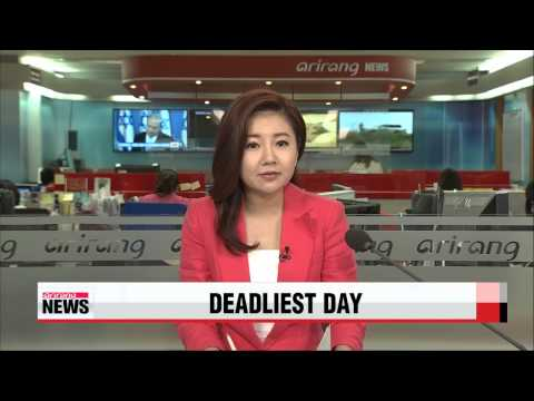 ARIRANG NEWS 10:00 Malaysia Airlines MH17's black box retrieval, UN resolution expected to be passed