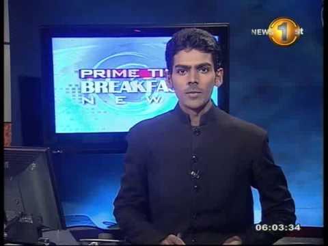 SHAKTHI BREAKFAST news 1st - 9.08.2013 6 am