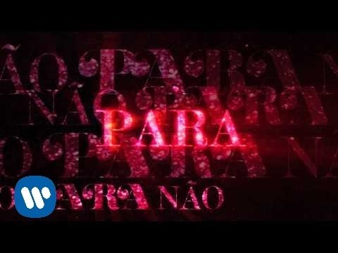 Anitta - Não Para (Lyric Video)