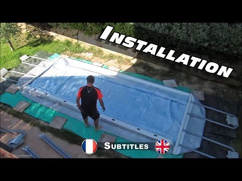 Piscina intex pool piscina intex 260x160x65 intex pool for Montage piscine intex