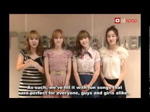 "[Exclusive] Video greeting from Secret + sneak peek of ""Starlight, Moonlight""!"